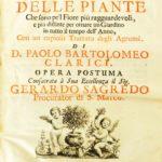 MT2019_CacciatoriDiPiante_07_P.B.-Clarici_Istoria-e-coltura-delle-piante_1726_frontespizio-